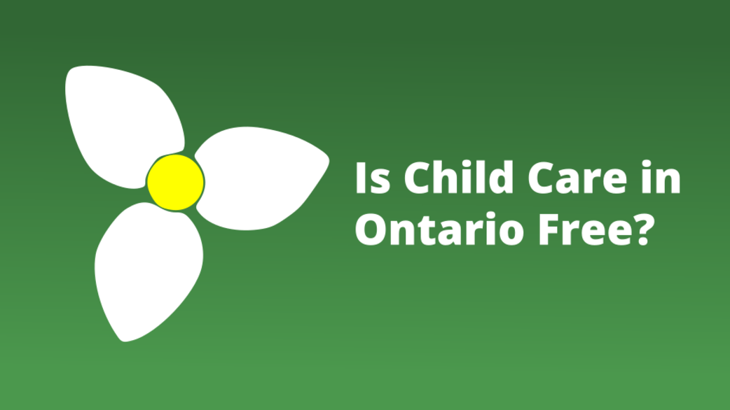an overview of the child care in ontario The ontario child care supplement for  recipients remain eligible for child care deductions if they have received an  overview meet the minister.