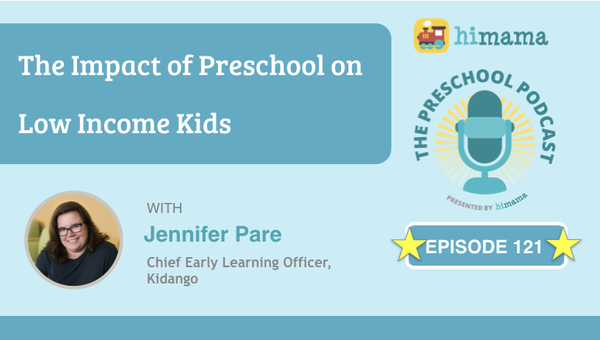 Tile jennifer pare preschool podcast
