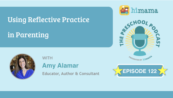 Tile amy alamar preschool podcast